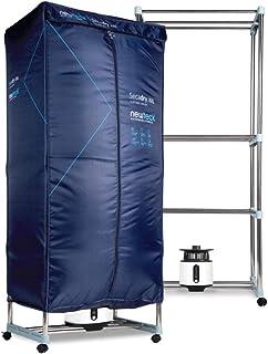NEWTECK Secadora de Ropa Eléctrica Portátil Secadry con Luz UV para Desinfectar. Secadora por Ventilación (1200W) Capacida...