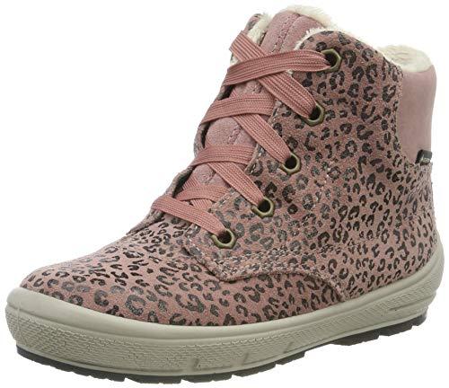 Superfit Mädchen Groovy Gore-Tex 506305 Schneestiefel, Pink (Rosa 55), 24 EU