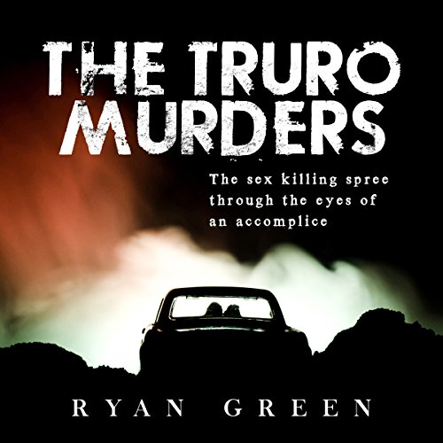 The Truro Murders audiobook cover art