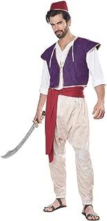 Mens Arabian Folk Hero Costume