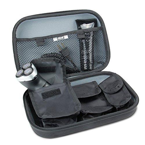 Kameratasche für Kompaktkameras und Zubehör wie Speicherkarte Akku Ladegeräte USB Stick/Diabetikertasche für Diabetes Spritzen Insulininjektion usw