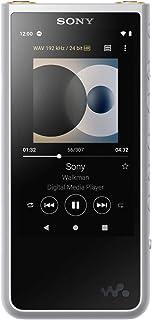 Sony 索尼 Walkman 64GB ZX系列 NW-ZX507 : 支持高分辨率设计 / MP3播放器 / 搭载蓝牙/搭载android/microSD对应 触摸屏 最长可连续播放20小时360 Reality Audio型号 银色 NW...