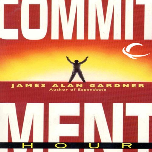 Commitment Hour     League of Peoples, Book 2              By:                                                                                                                                 James Alan Gardner                               Narrated by:                                                                                                                                 Darren Stephens                      Length: 9 hrs and 41 mins     26 ratings     Overall 3.9