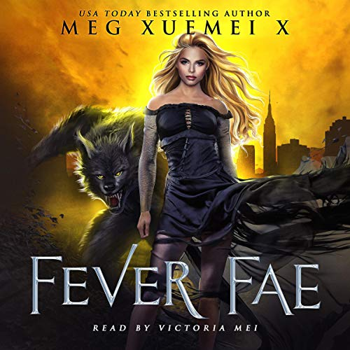 Couverture de Fever Fae