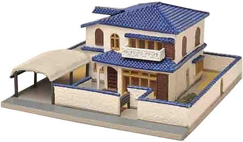 Building 011-2 modernes Haus A2