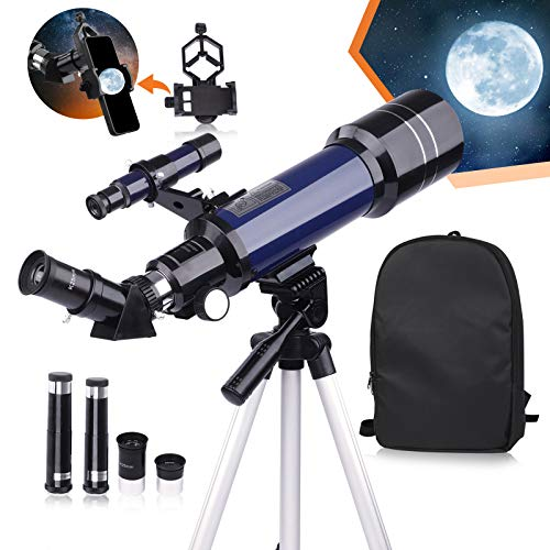 USCAMEL Telescope for Kids and Beginners
