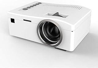 Kariwell Mini Projector 1080P HD LED Home MulitMedia Theater Cinema, with 2.5 Hour Rechargeable Battery, Onboard Media Player, HDMI/Mini VGA/USB/microSD Inputs Super Sudio Kari-26