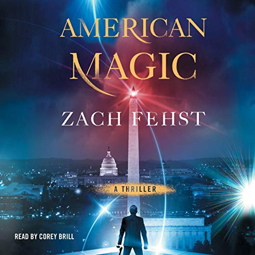 Couverture de American Magic
