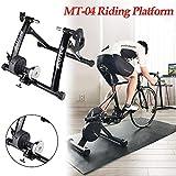 Letway Vélo D'intérieur Trainer Plate-Forme D'entraînement De Vélo Vélo Vélo Exerciseur Trainer Stand Converter Fitness Frame Excitement