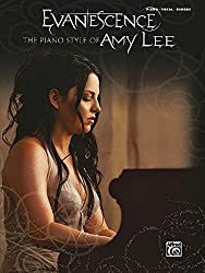 Evanescence:The Piano Styles Of Amy Lee --- Piano - Lee,Amy --- Alfred Publishing