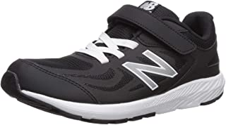 New Balance Kids' 519v1 Hook and Loop Running Shoe