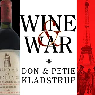 Wine and War audiobook cover art