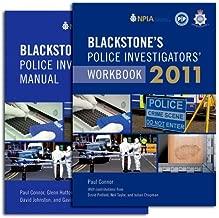 Blackstone's Police Investigators' Manual and Workbook 2011
