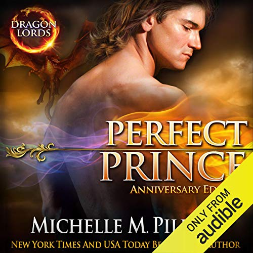 Perfect Prince: Dragon Lords Anniversary Edition audiobook cover art