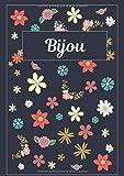 Bijou: Agenda Personnalisé | Journal | 120 pages | A4 | Blanc |  Idées Cadeaux