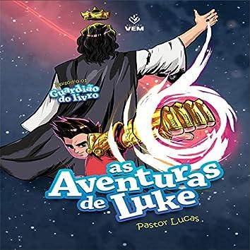 As Aventuras de Luke - Guardião do Livro