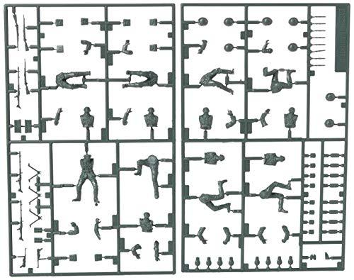 タミヤ 1/35 ミリタリーミニチュアシリーズ No.30 ドイツ陸軍 歩兵 突撃 セット プラモデル 35030