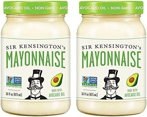 Sir Kensington s Mayonnaise Avocado Oil 16 Fl Oz Pack of 2 product image