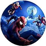 Fondant Tortenaufleger Tortenbild Geburtstag The Avengers T23