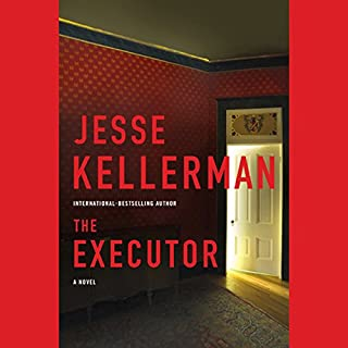 The Executor audiobook cover art