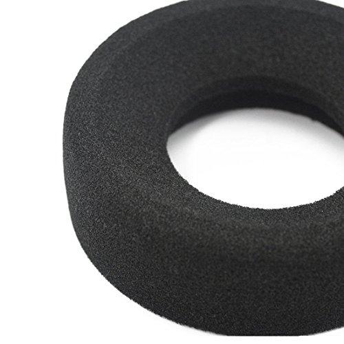 VEVER 2 pcs Replacement Earpads Ear Pads Cushion Foam for Grado GS1000i, GS1000e, GS2000e, PS1000, PS1000e Headphone