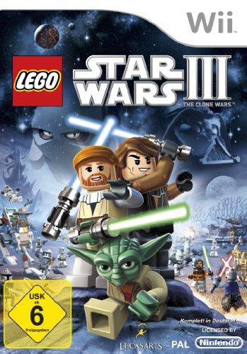 Lego Star Wars 3 - The Clone Wars [Importación Alemana]