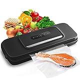 Best Food Savers - Vacuum Sealer Machine for Food- Automatic Food Sealer Review