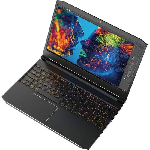 ConceptD 5 CN515-71P-71B6 Creator Laptop, Intel i7-9750H, NVIDIA Quadro T1000, NVIDIA Studio, 15.6' 4K Ultra HD IPS, 100% Adobe RGB Color Gamut, PANTONE Validated, Delta E