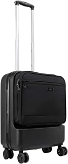 Carry on Luggage with Spinner Wheels Travel Suitcase - 22x16x8