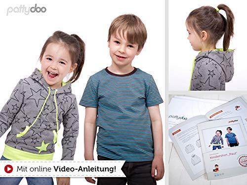 pattydoo Schnittmuster Kindershirt 'Paul'
