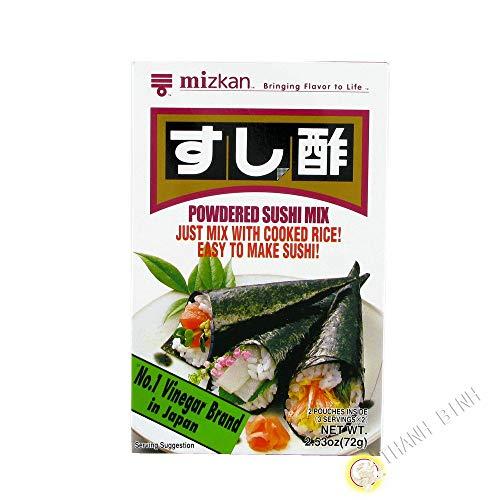 Mizkan - Würzmittel Mitsukan für Sushi - 72g