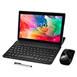 4G LTE Tablet 10 Pulgadas - BEISTA Android 10.0 Certificado por Google GMS,4 GB de RAM,64 GB de ROM,Dual SIM,Quad Core, 1280x800 IPS,5000 mAh de Llarga Espera,WiFi/Bluetooth/GPS/Tipo C - Gris