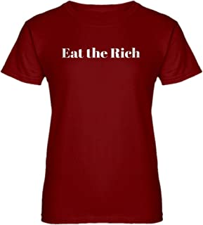 Indica Plateau Eat The Rich Womens T-Shirt