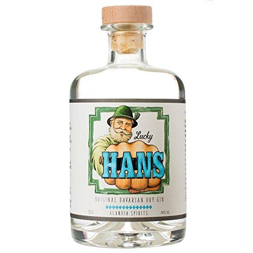 Lucky HANS Bavarian Dry Gin