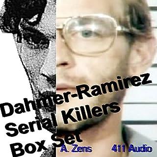 Dahmer-Ramirez Serial Killers Box Set audiobook cover art