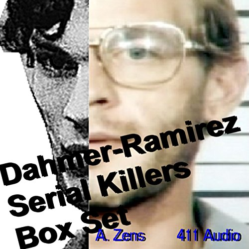 Dahmer-Ramirez Serial Killers Box Set audiobook cover art