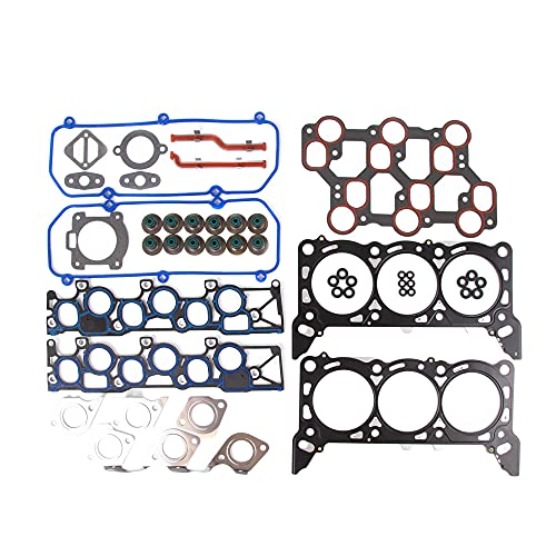MOCA Head Gasket Set for 98-00 Ford F-150 4.2L & 99-04 Ford Mustang 3.8L & 98-00...