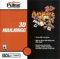 3D Mahjongg (輸入版)