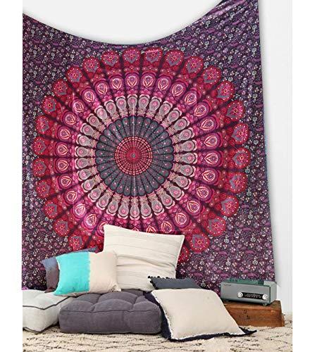 FUTURE HANDMADE Vino Mandala Hippie Indio Tapices Casa Decor Colcha Yoga Estera Picnic Sheet
