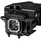 WuiSing NP15LP/60003121 Projector Replacement Lamp With
