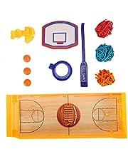 Papuga zestaw zabawek do koszykówki, zwierzę domowe ptaki mini koszykówka gra na biurko edukacyjna inteligencja szkoleniowa zabawki papugi żucie zabawy