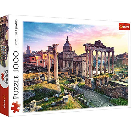 Brandsseller Forum Romanum - Puzzle (1000 piezas), diseño de Roma