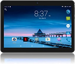 YELLYOUTH Android Tablet 10 inch with Sim Card Slots 4GB...