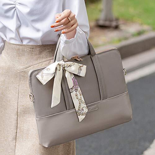 Handväskan är lämplig för damer business mode 1413.3 datorväska 15,6-tums Air13 Liner Bag-14 tum_khaki