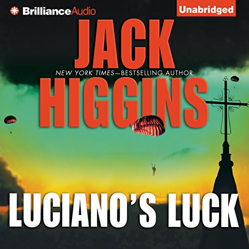Luciano's Luck audiobook cover art