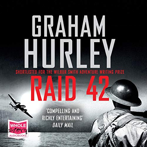 Raid 42 cover art