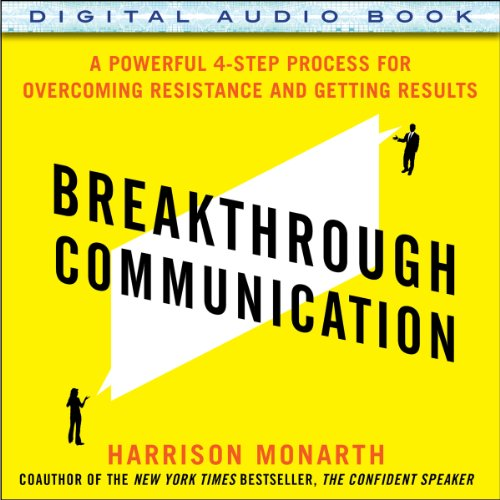Breakthrough Communication audiobook cover art