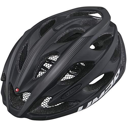 Fahrradhelm Limar Ultralight+, mattschwarz Gr.M (53-57cm)
