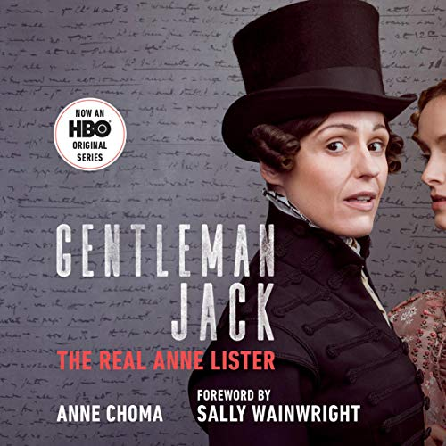 Gentleman Jack (Movie Tie-In) audiobook cover art