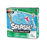 hand2mind Splash! Bubbles & Water Science Kit For Kids (Ages 8+) - Build 23 STEM Experiments & Activity Set | Make Water Tornadoes, Dancing Bubbles, & More! | Educational Toy | STEM Authenticated